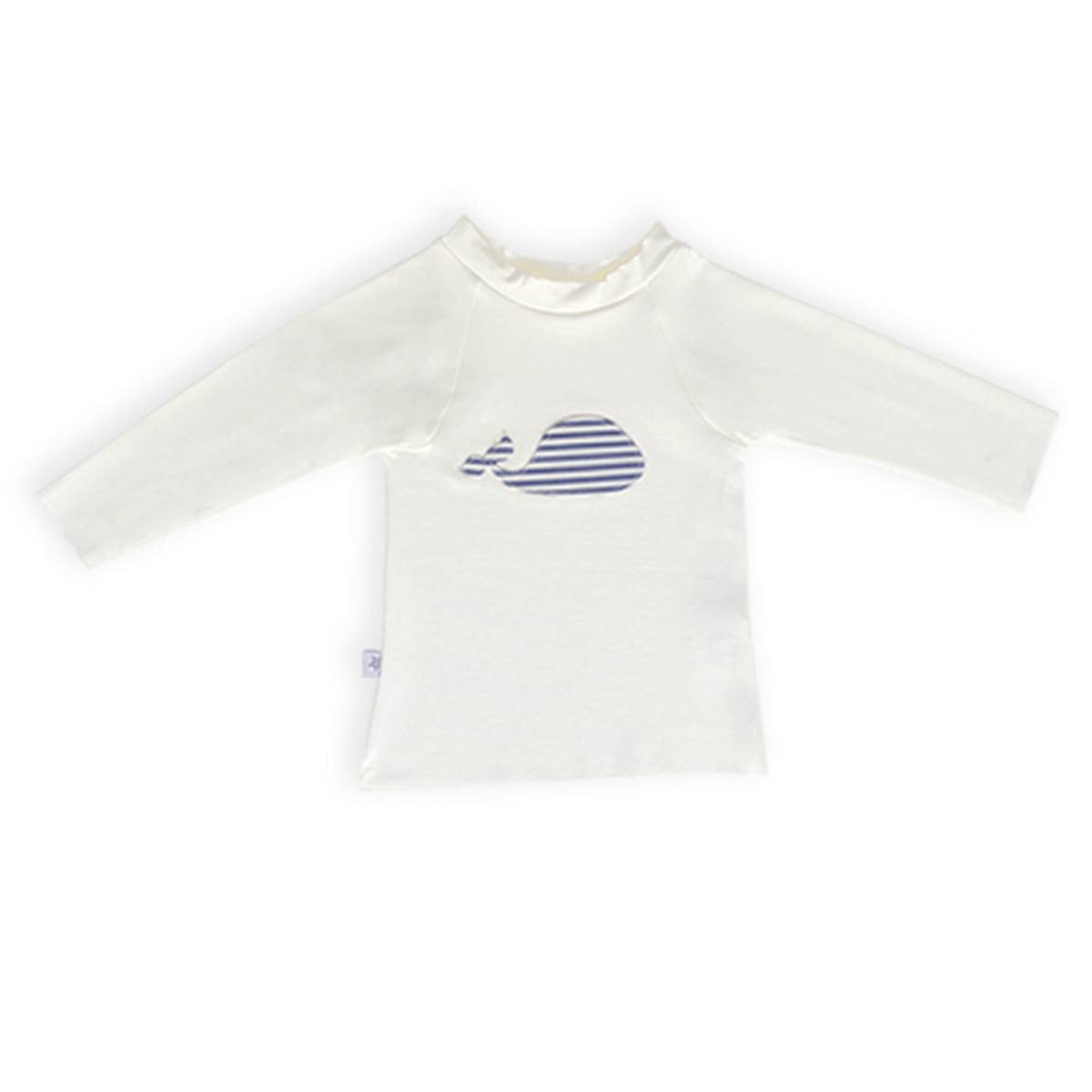 Hamac Tee-Shirt Anti-UV Marin Mousse - 12 Mois