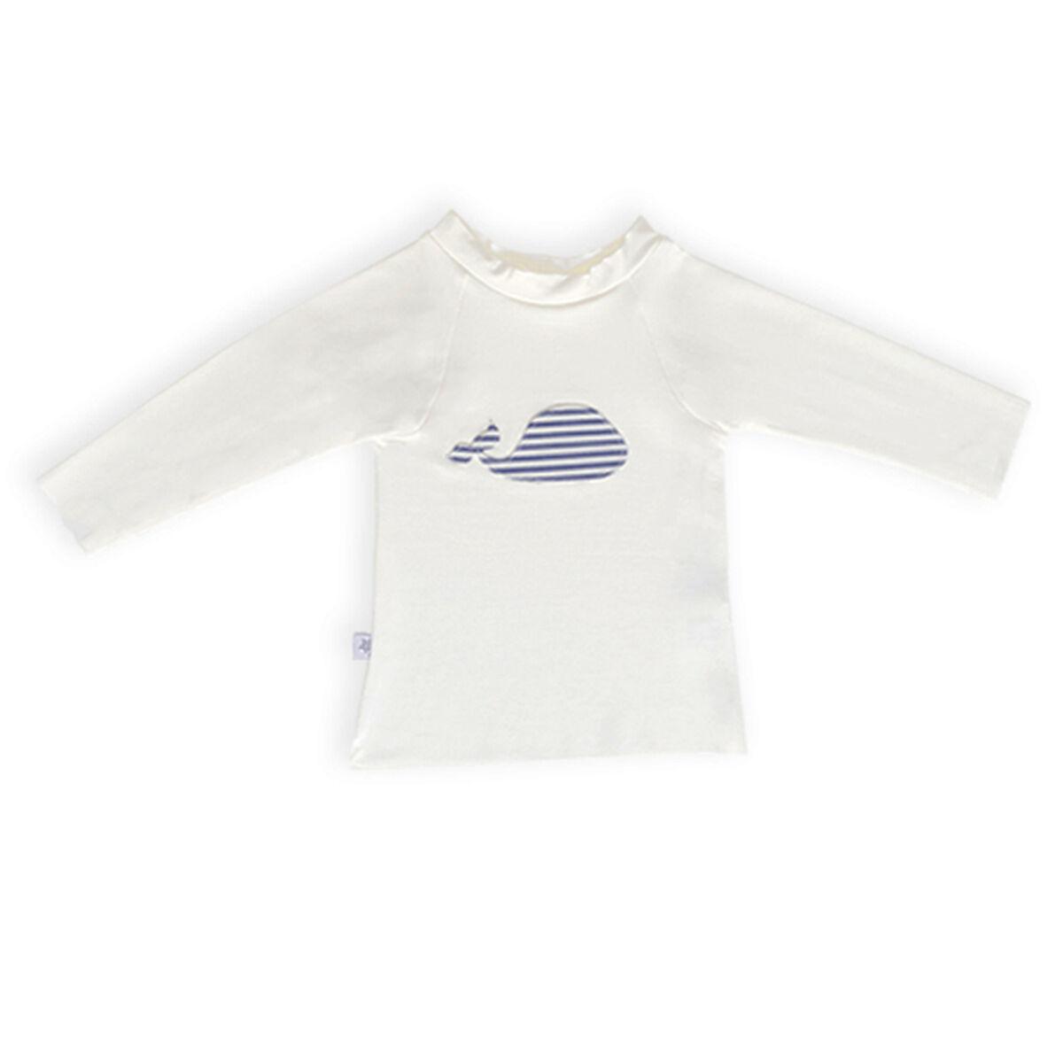 Hamac Tee-Shirt Anti-UV Marin Mousse - 6 Mois