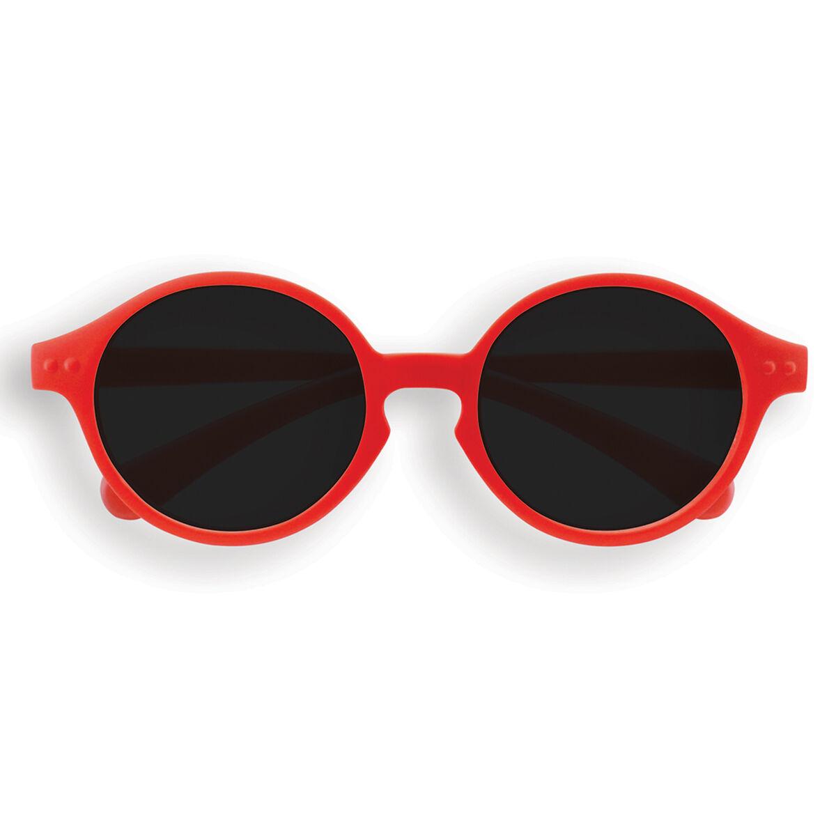 IZIPIZI Lunettes de Soleil Sun Baby 0/12 Mois - Red