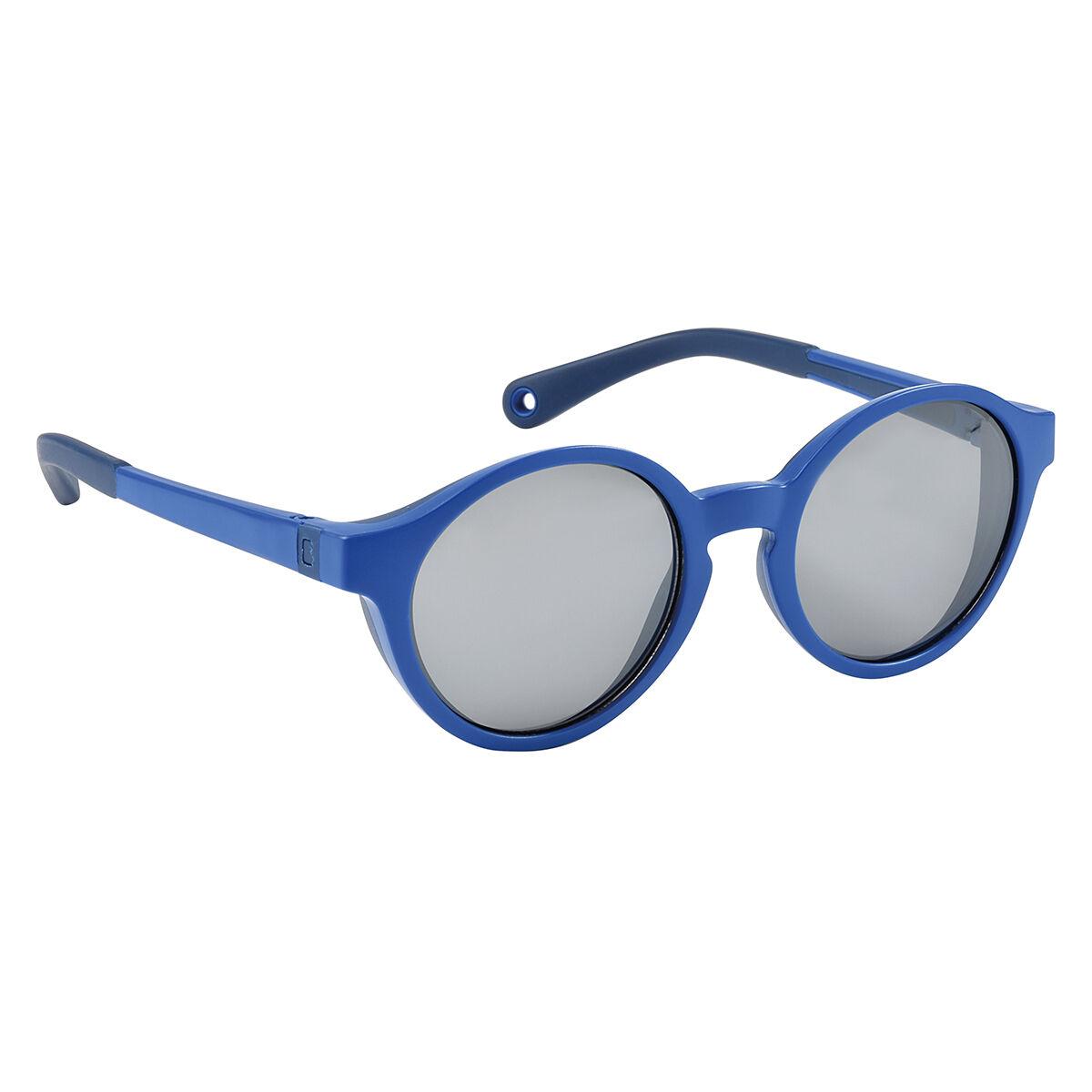 BÉABA Lunettes de Soleil 2/4 Ans - Bleu Mazarine
