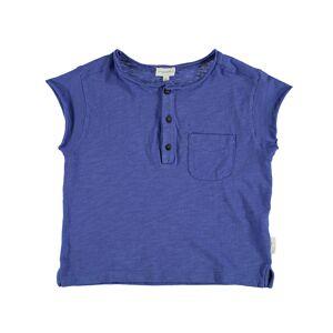 Piupiuchick T-Shirt Bleu - 12 Mois