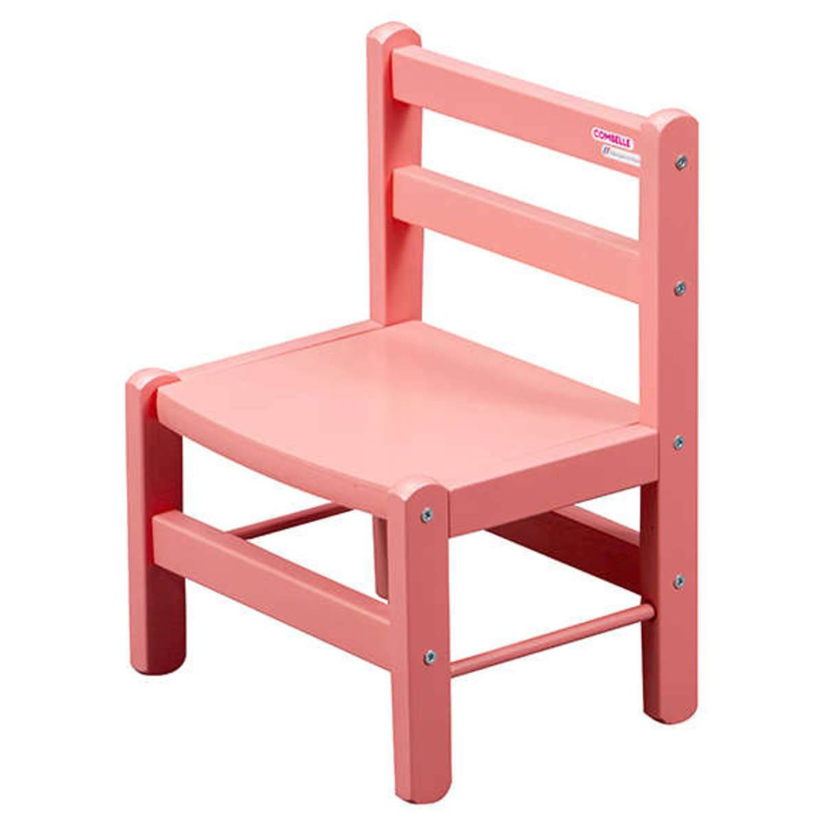 Combelle Chaise Enfant - Rose