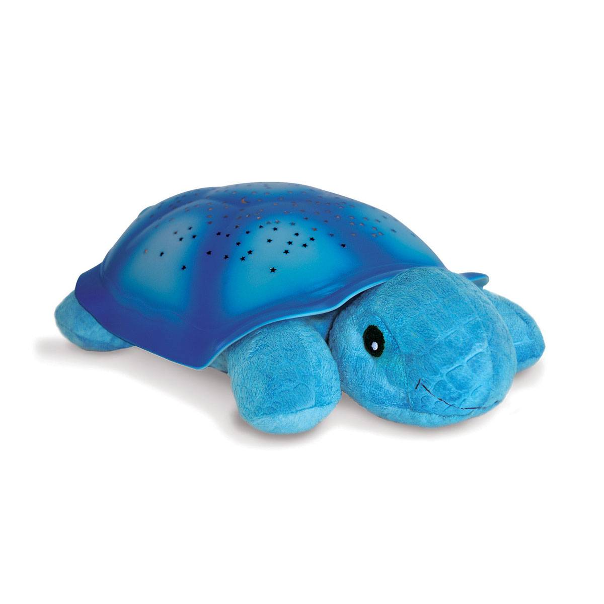 Cloud b Veilleuse Twilight Turtle - Blue