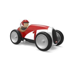 Baghera Voiture en Métal Racing Car - Rouge - Publicité