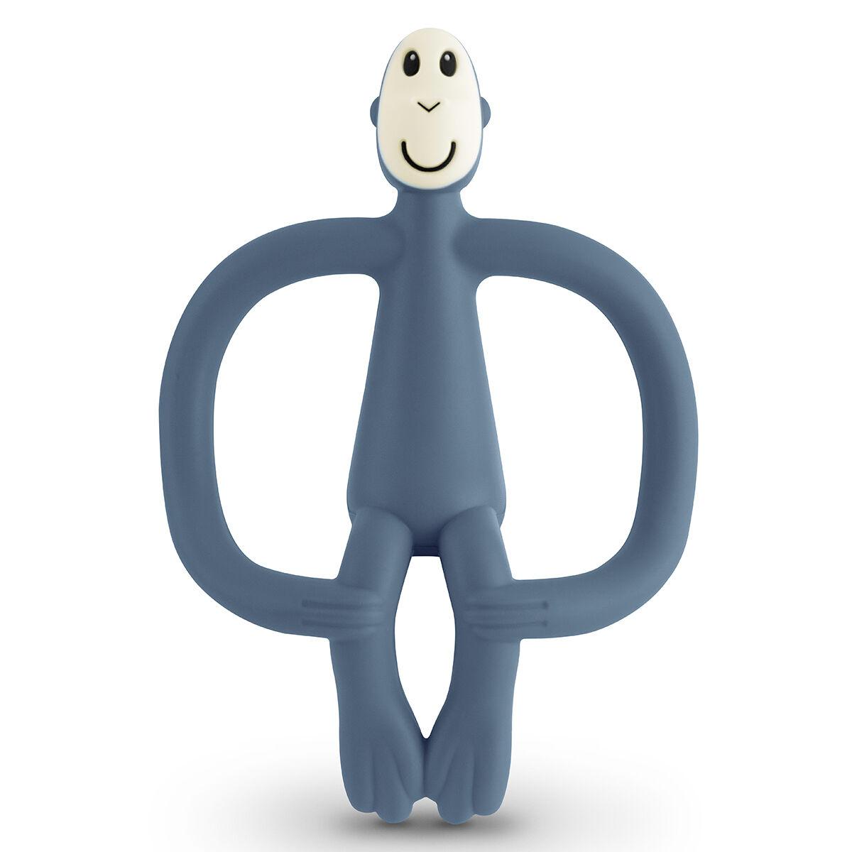 Matchstick Monkey Anneau de Dentition - Bleu Navy