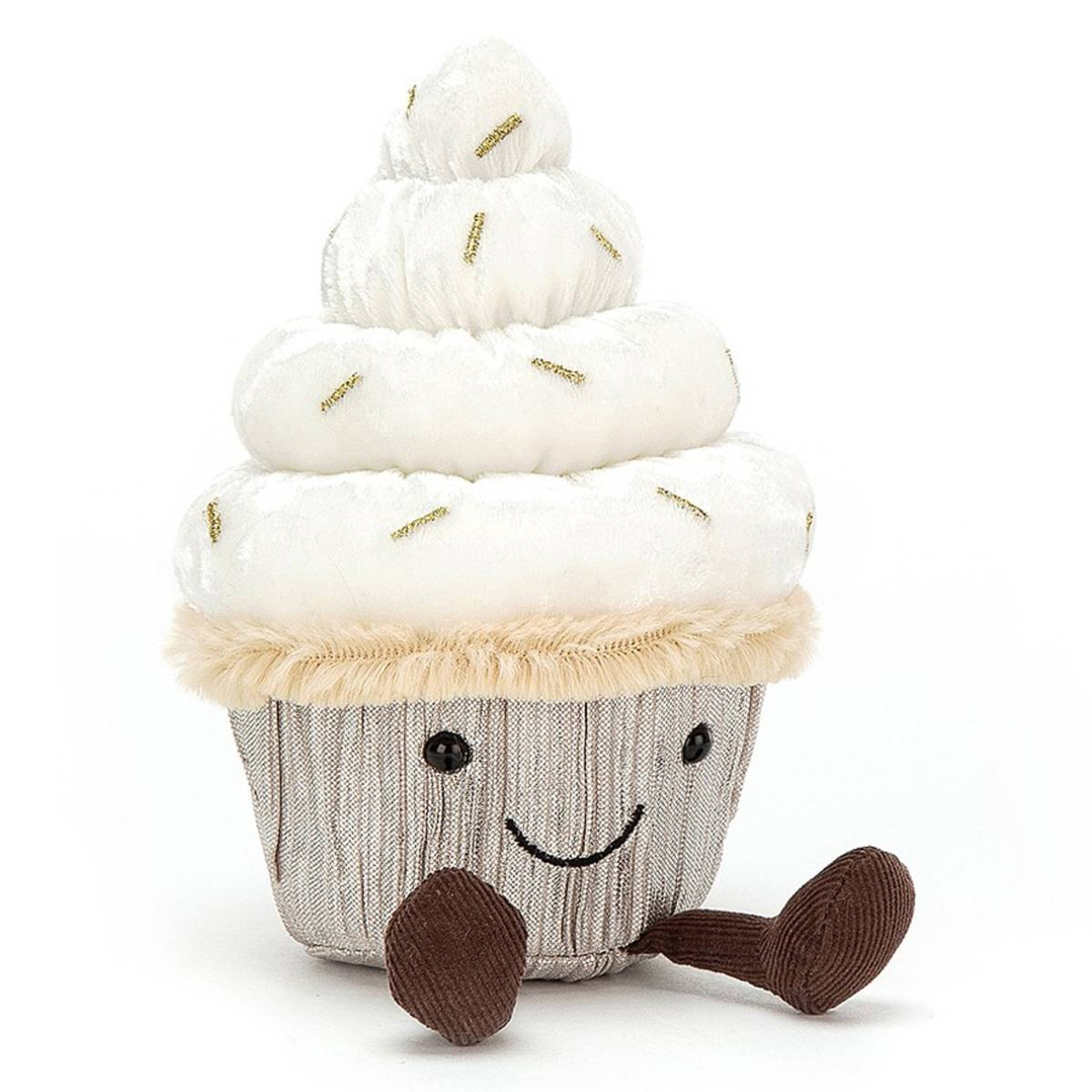Jellycat Frosty Cutie Cupcake