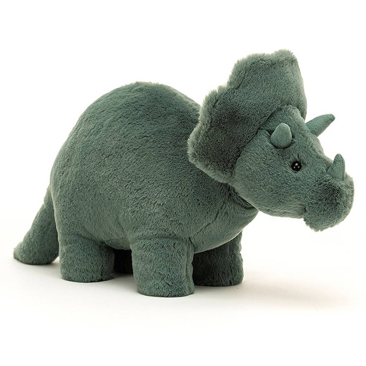 Jellycat Fossilly Triceratops - Small