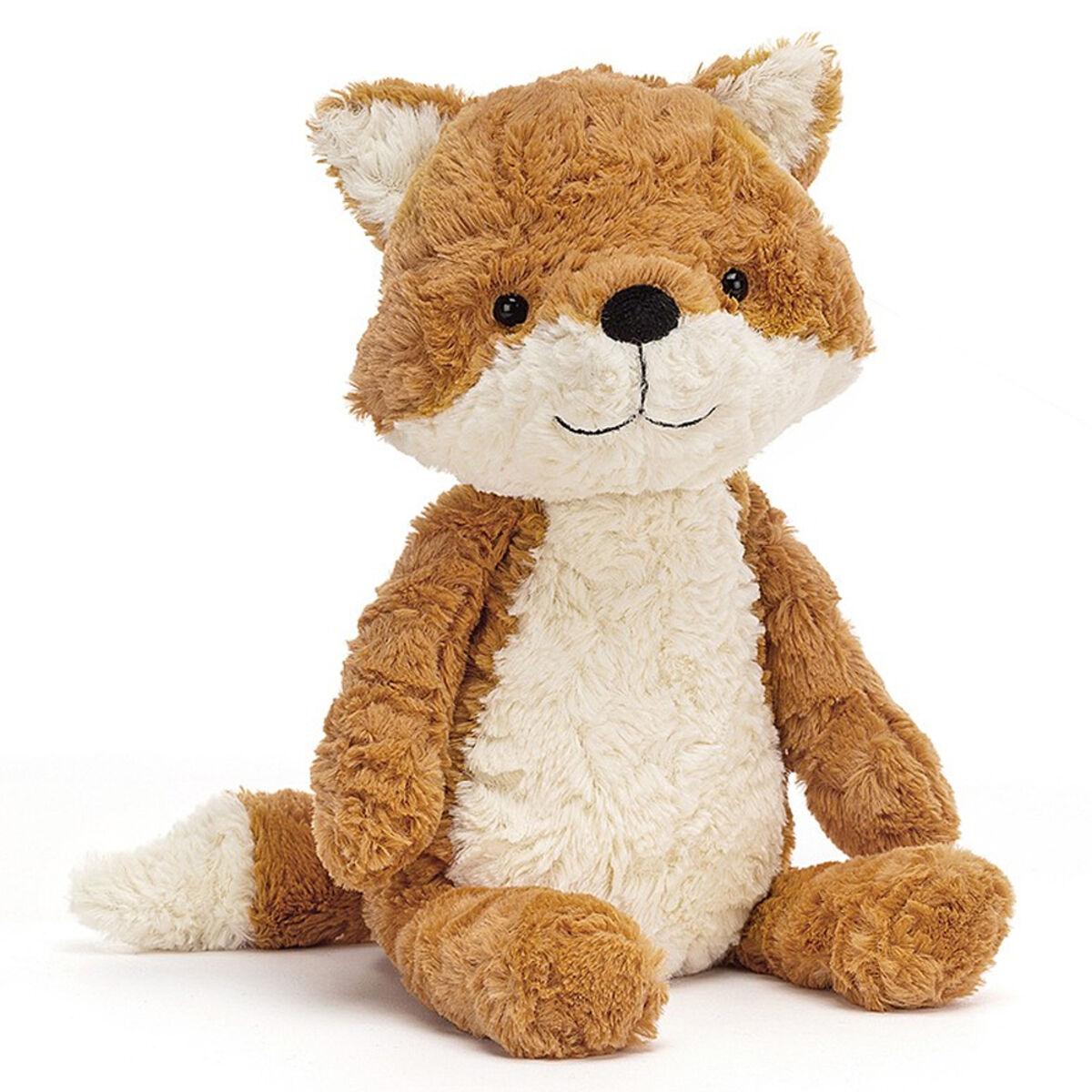 Jellycat Tuffet Fox - Medium