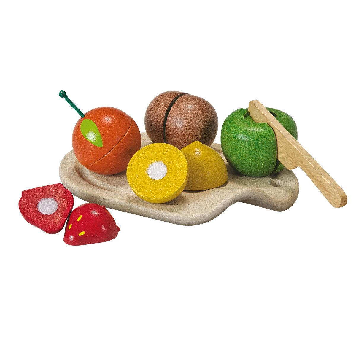 Plan Toys Assortiment de Fruits