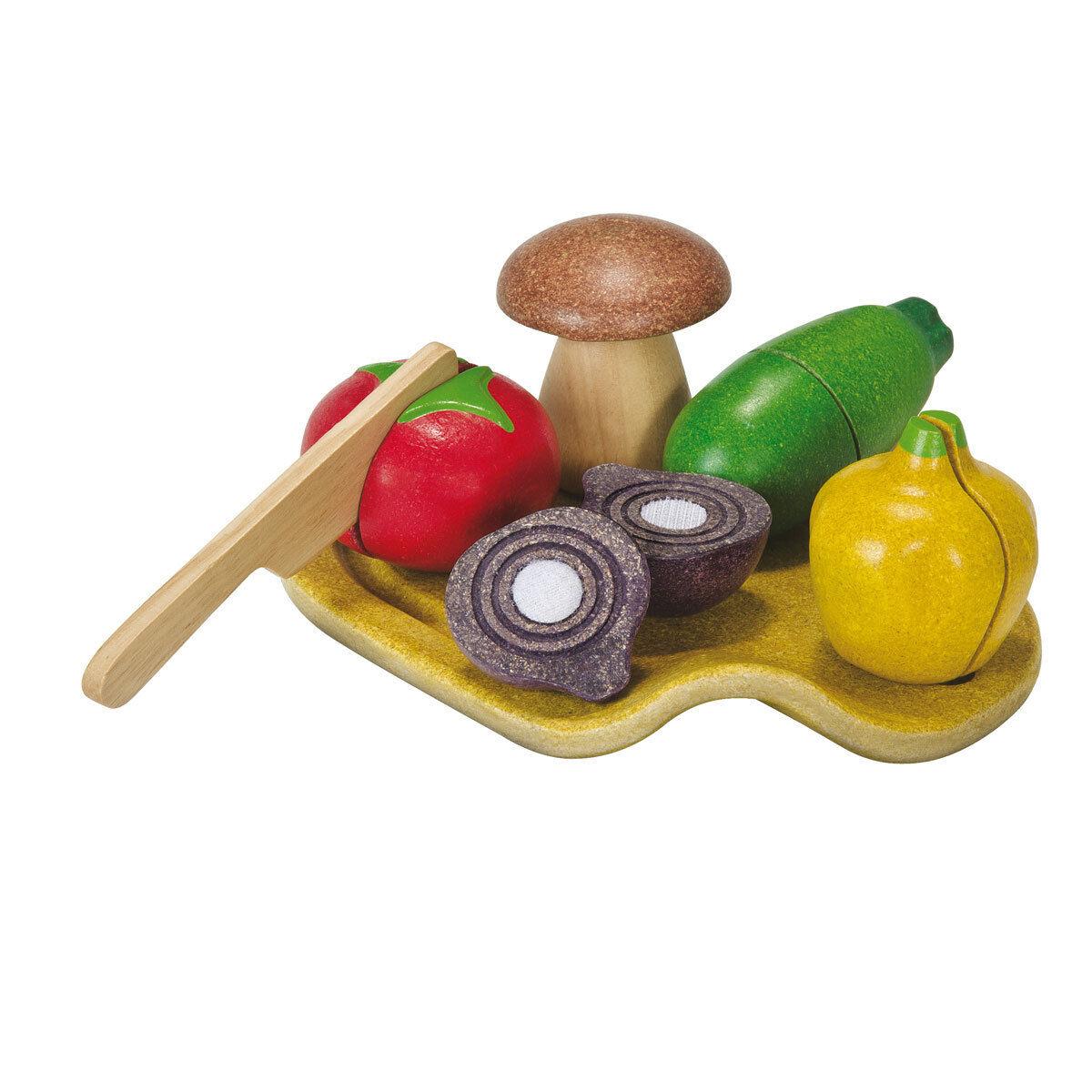 Plan Toys Assortiment de Légumes