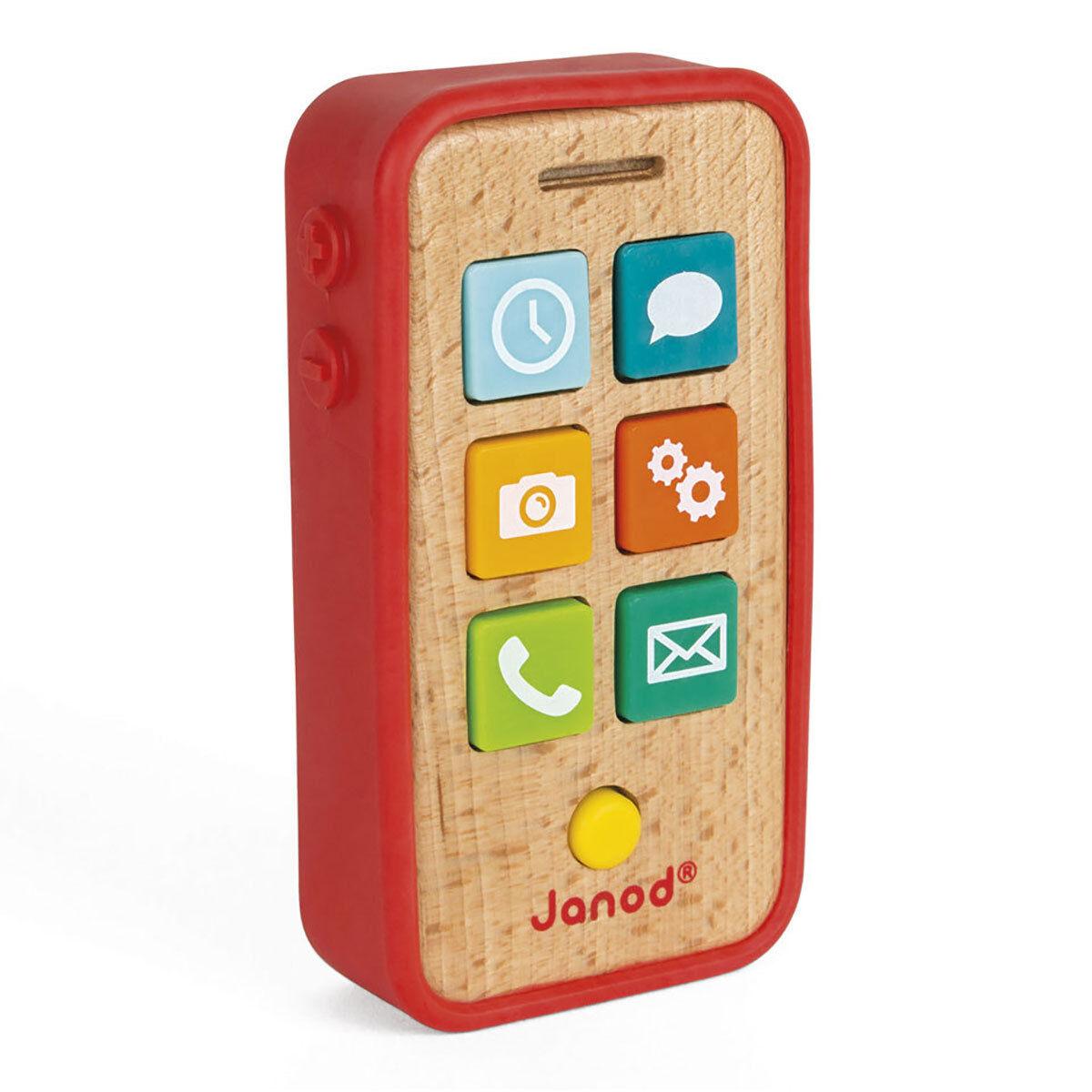Janod Téléphone Sonore