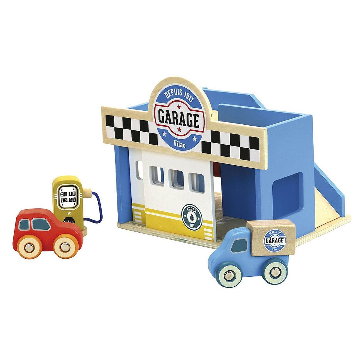 Vilac Le Petit Garage Vilacity