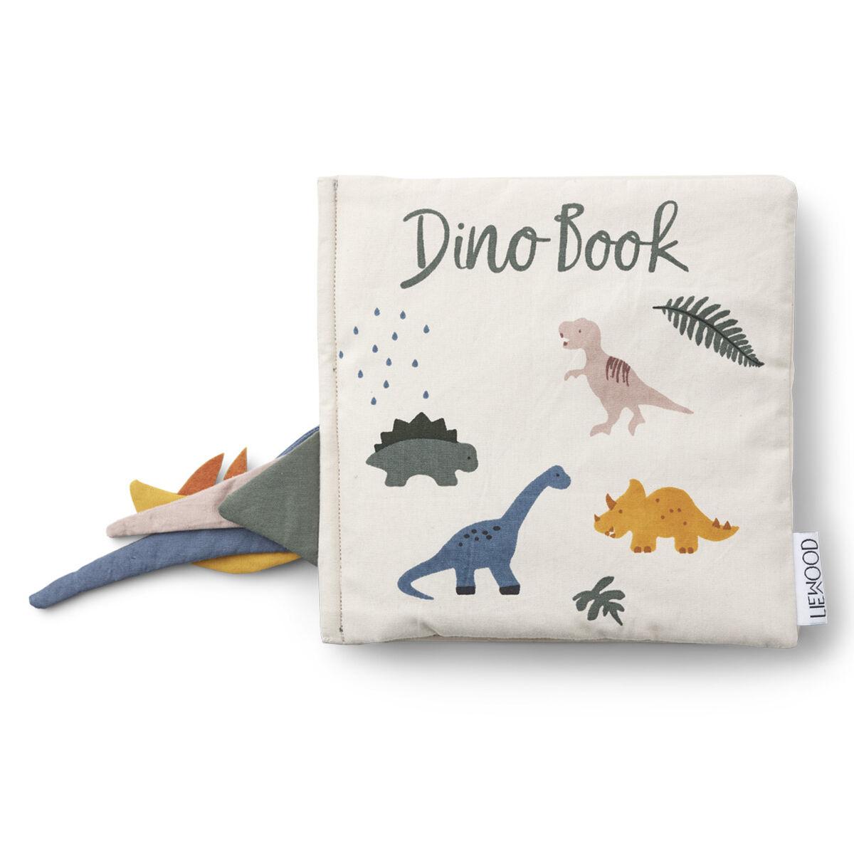 Liewood Livre d'Activités Dennis Dino Mix