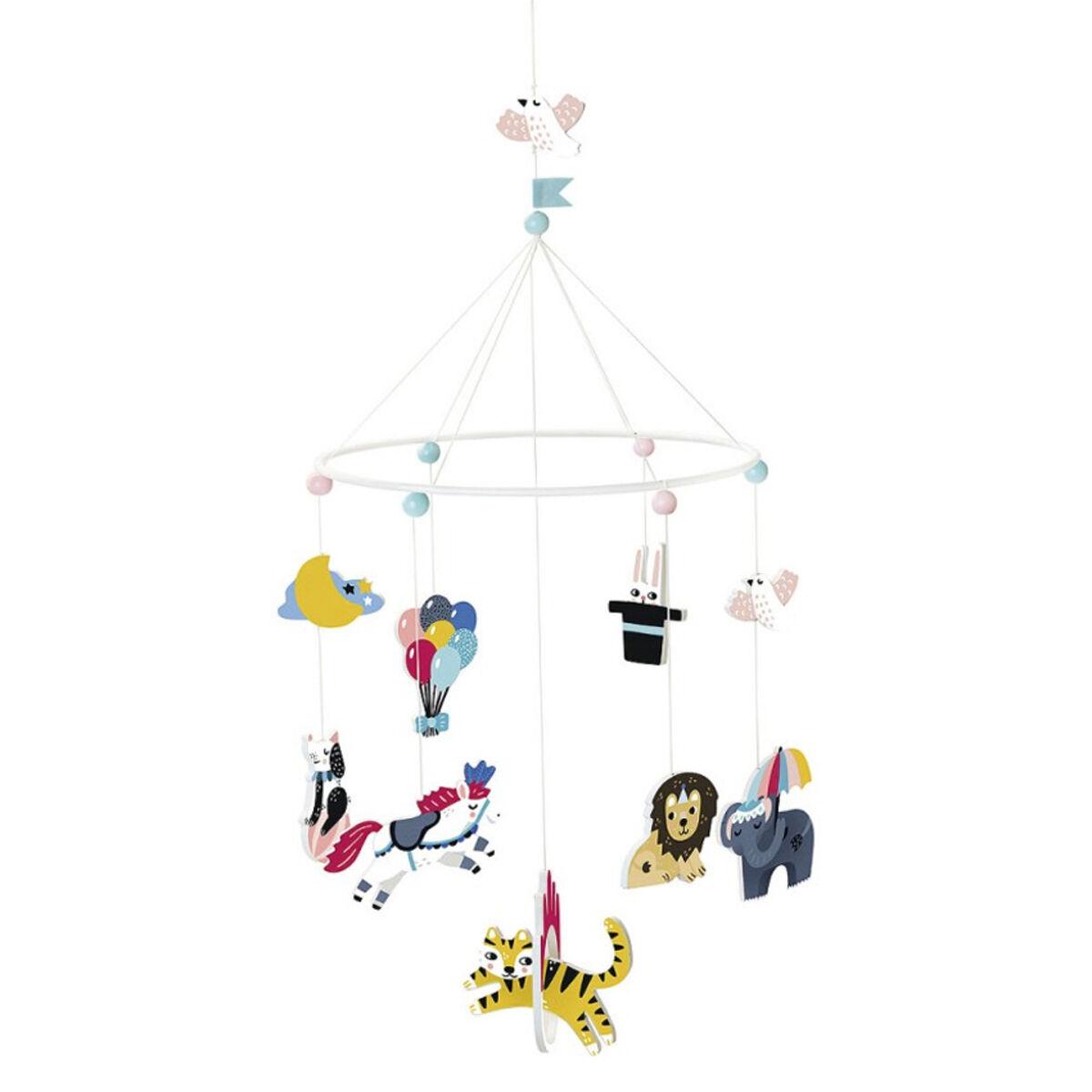 Vilac Mobile Circus par Michelle Carlslund - Grand Modèle
