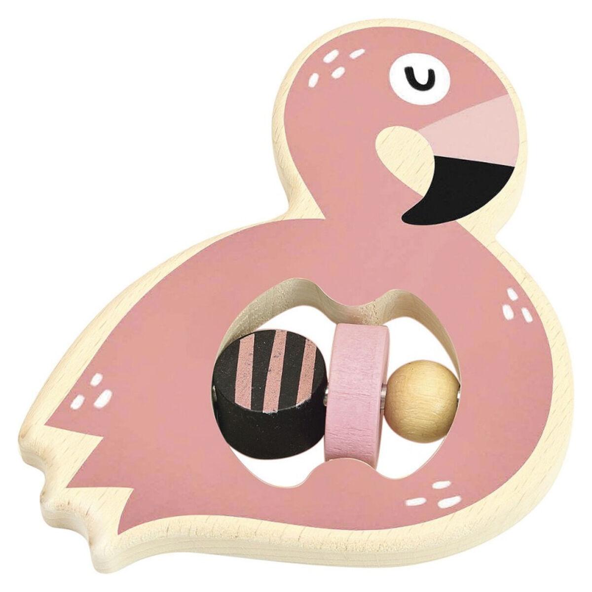 Vilac Hochet Flamingo par Michelle Carlslund