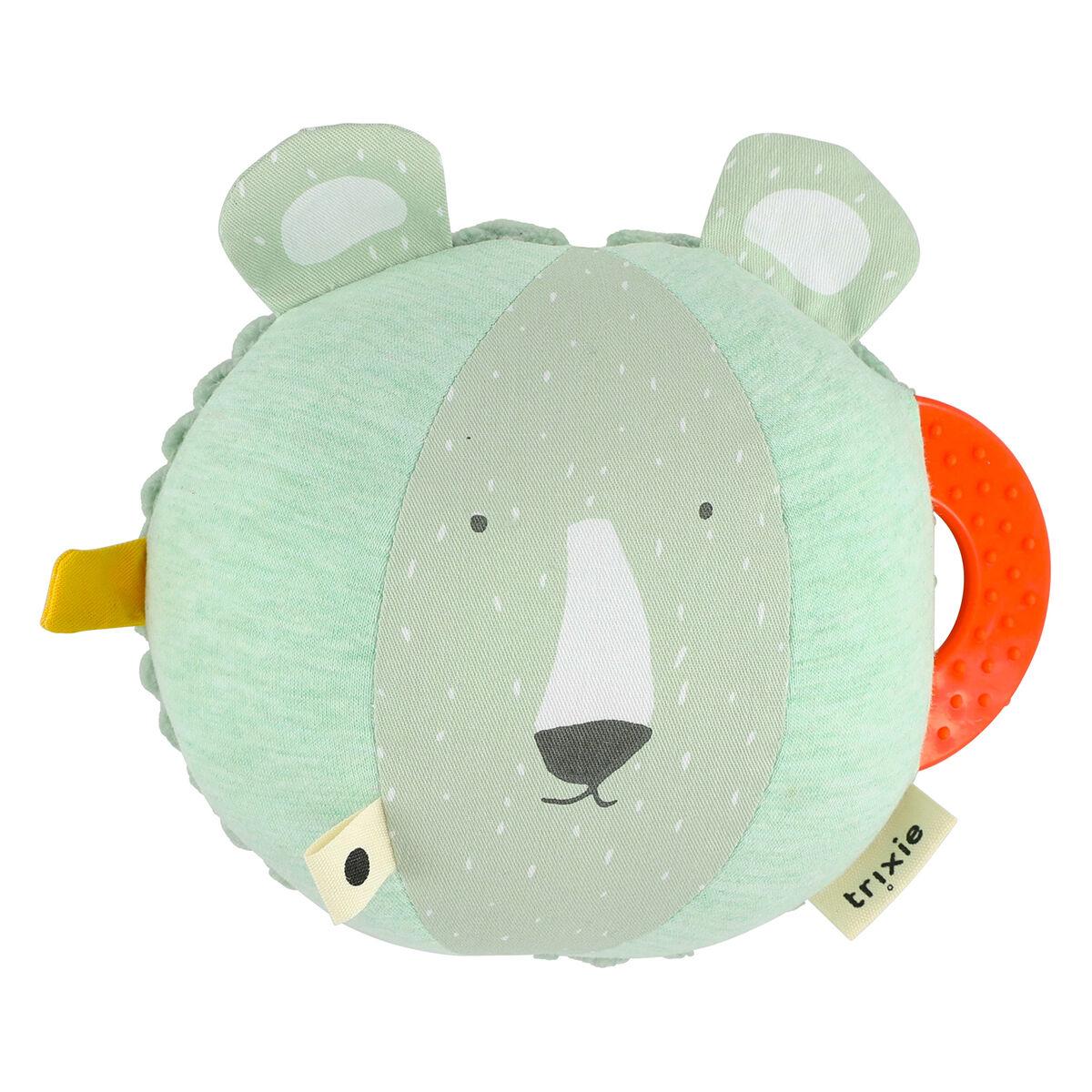 Trixie Baby Balle d'Activités - Mr. Polar Bear