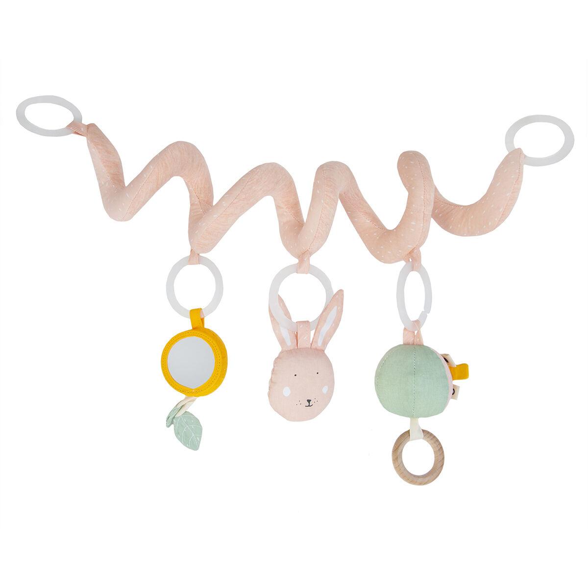 Trixie Baby Spirale d'Activités Mrs. Rabbit