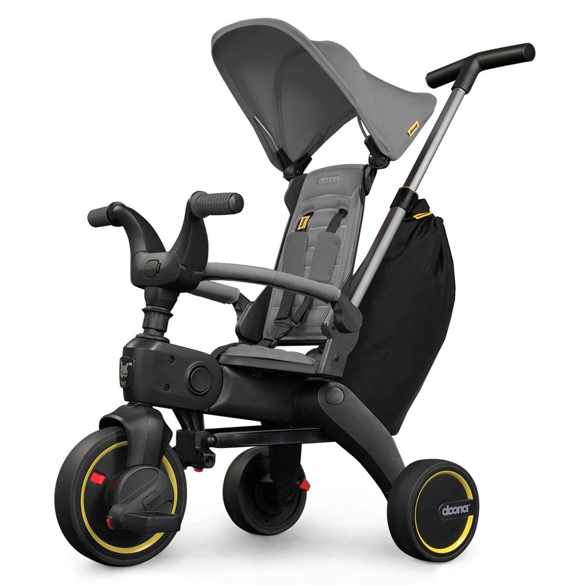 Simple Parenting Tricycle Evolutif Compact Liki Trike S3 - Gris