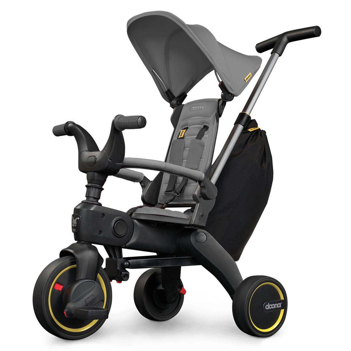 Simple Parenting Tricycle Evolutif Compact Liki Trike S3 - Gris