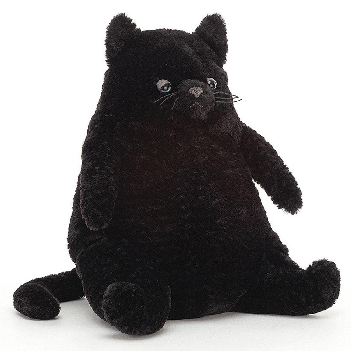 Jellycat Armore Cat Black