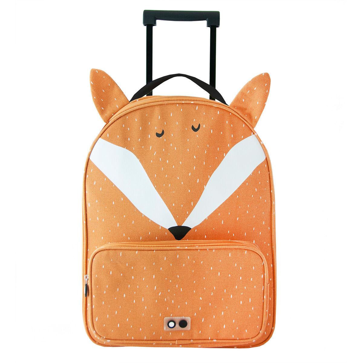 Trixie Baby Valise Trolley Mr. Fox