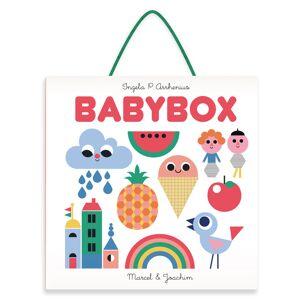 Marcel & Joachim Baby Box - Publicité