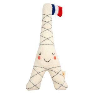 Meri Meri Hochet Tour Eiffel - Publicité
