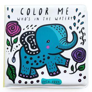 Wee Gallery Livre de Bain Color Me - Who's in The Water - Publicité