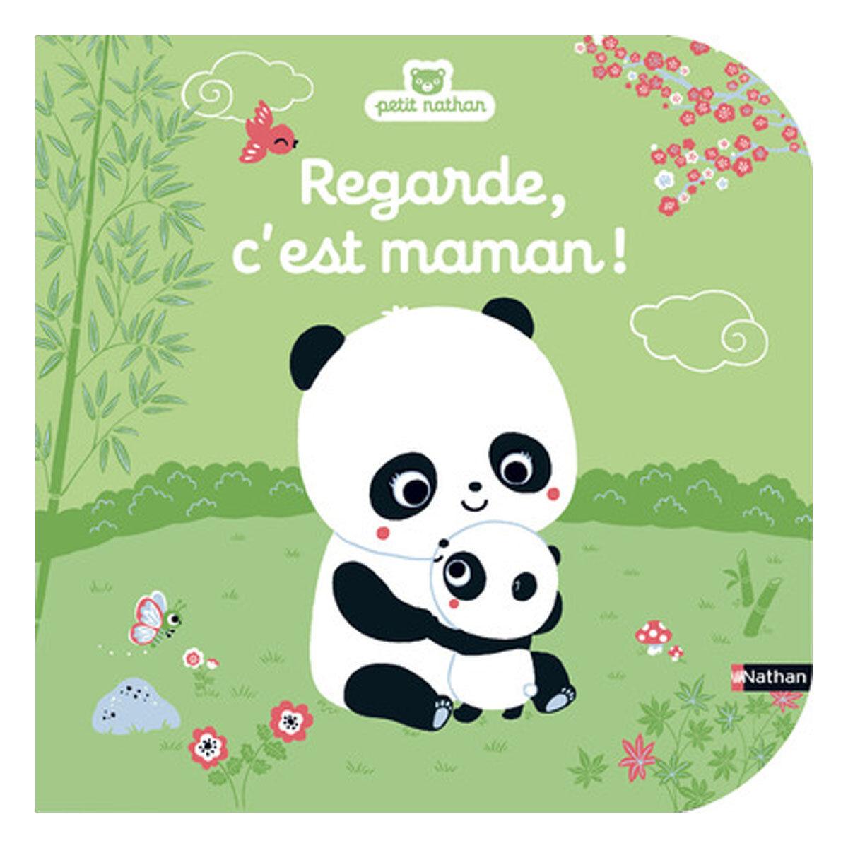 Nathan Editions Regarde, C'est Maman!