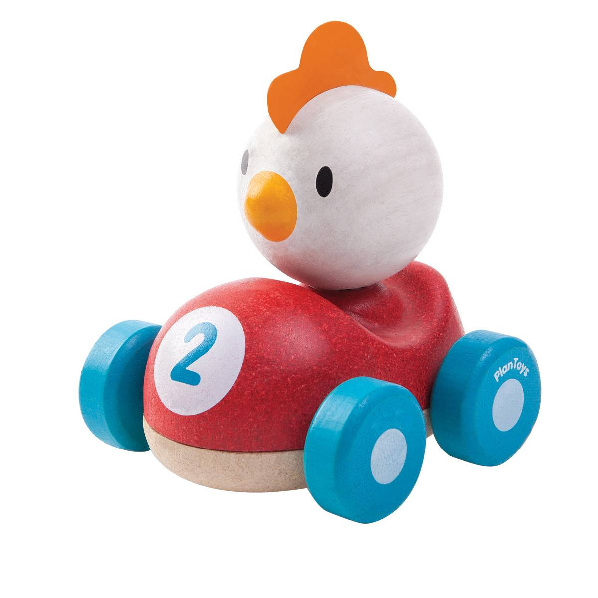 Plan Toys Piou le Coq de Course