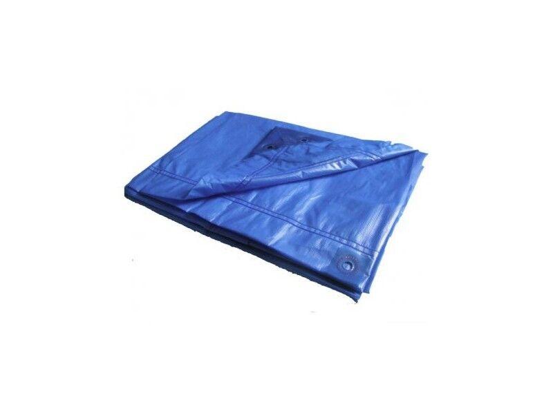 Ombrea Bâche de protection ultra résistante - Bleu nuit - 1,5x6 m