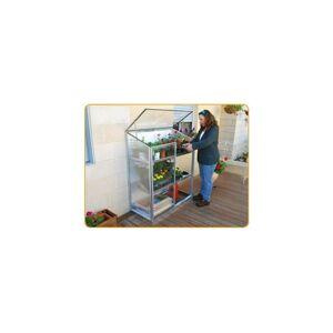 Chalet & Jardin Serre en polycarbonate de jardin étagère - Publicité