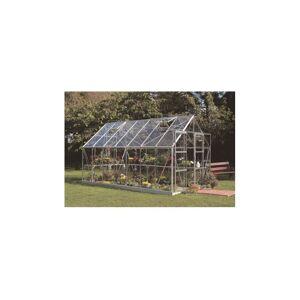 Halls Serre en polycarbonate de jardin MAGNUM - 11.5 m² - Sans Base - Publicité