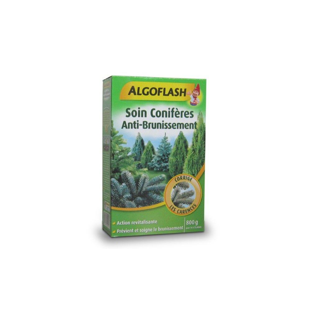 Algoflash Soin coniferes anti-brunissement 800g