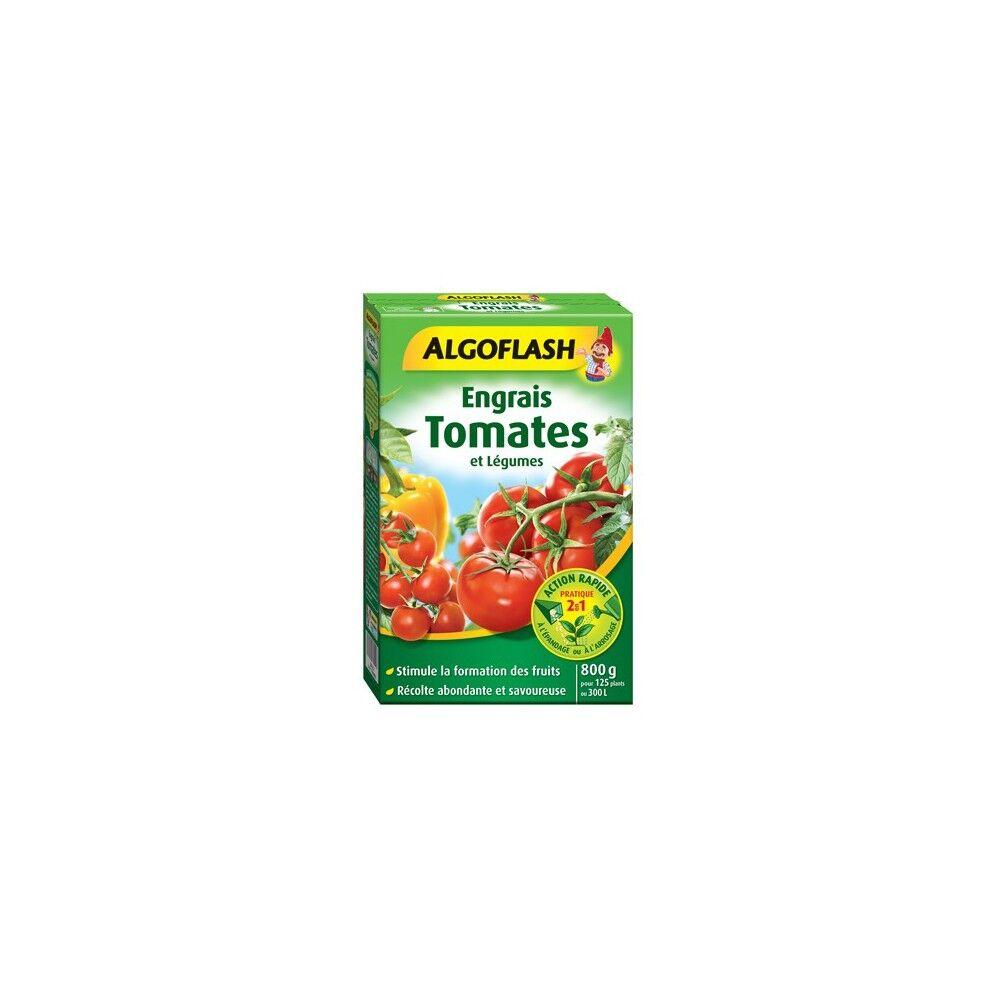 Algoflash Engrais Tomates et Légumes-Fruits Action rapide 800g