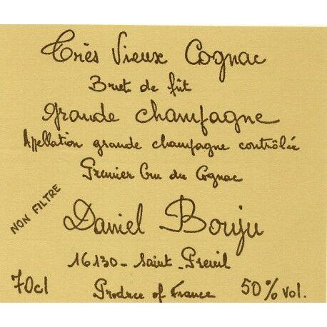 Daniel Bouju Cognac Très vieux ...