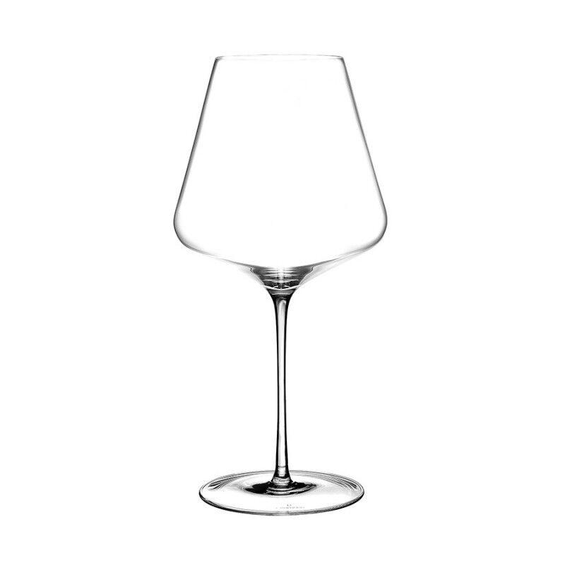 Lehmann Glass - Reims 6 verres Ariane 85cl, collection F. Sommier, soufflé bouche