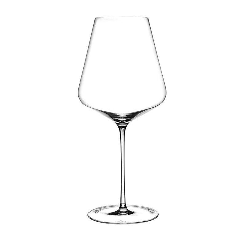 Lehmann Glass - Reims 6 verres Dionysos 80cl, collection F. Sommier, soufflé bouche