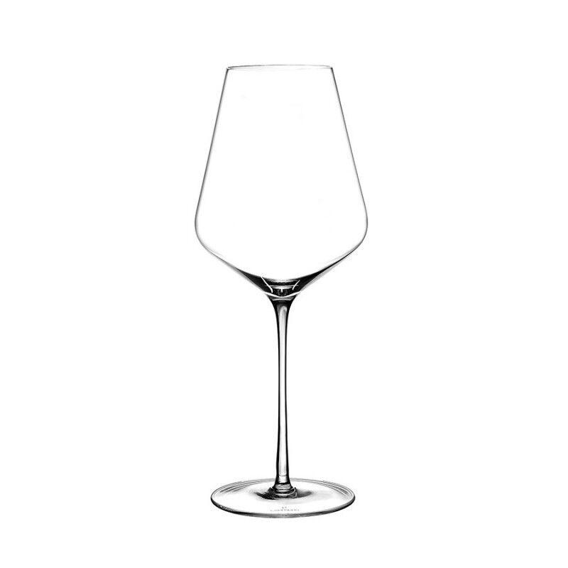 Lehmann Glass - Reims 6 verres Psyché 55cl, collection F. Sommier, soufflé bouche