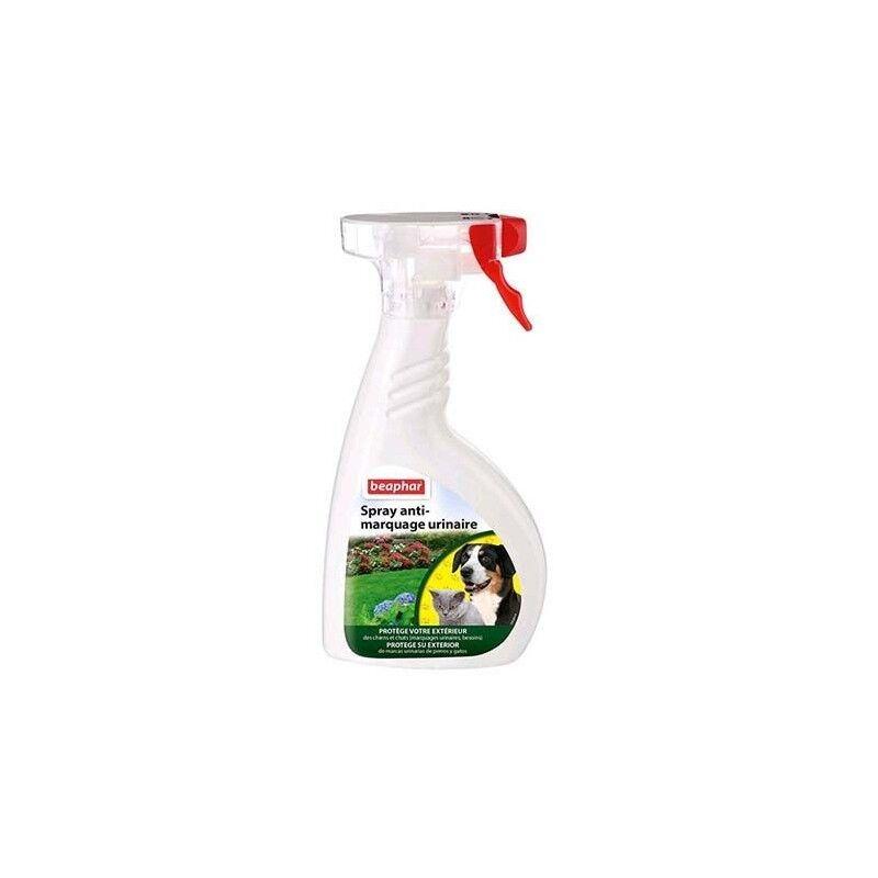 BEAPHAR spray anti marquage urinaire extérieur chien et chat