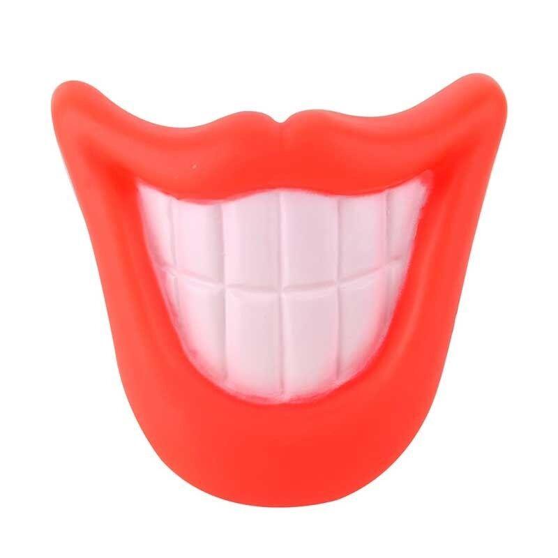 BUBIMEX jouet pour chien en forme de bouche