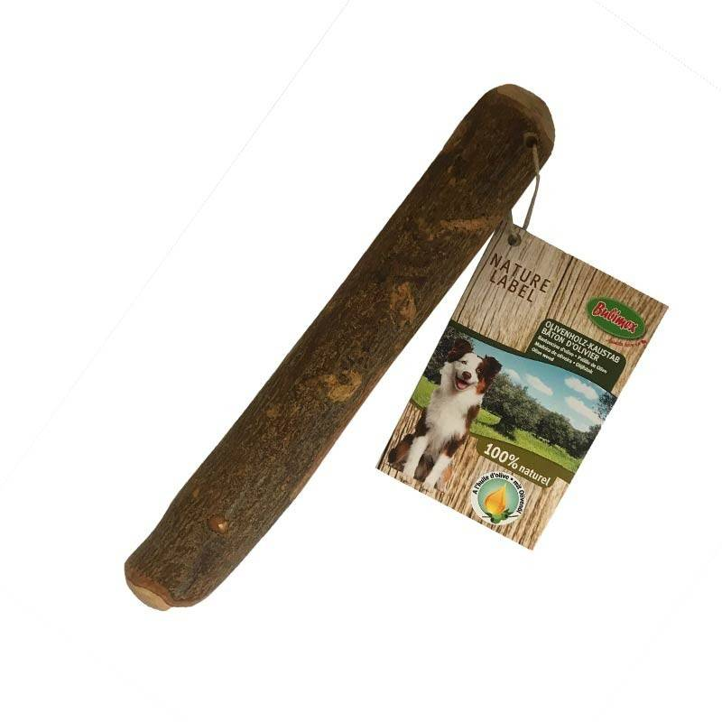 BUBIMEX bâton en bois d'olivier