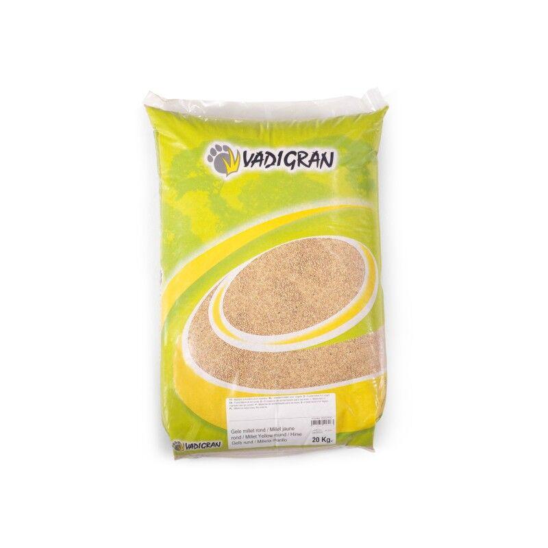 VADIGRAN millet rond jaune 20 kg