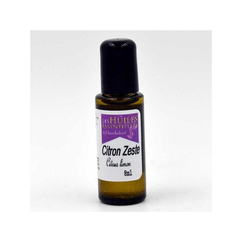 les huiles essentielles cherchebrot Huile Essentielle de Citron BIO (zeste)
