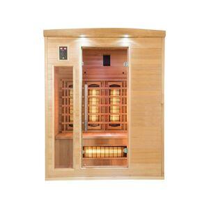 France Sauna Sauna infrarouge Apollon – 3 places - Publicité