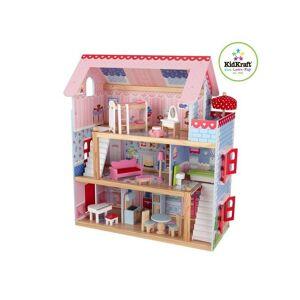 KidKraft Maison de poupée Chelsea Kidkraft - Publicité