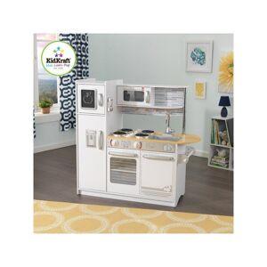 KidKraft Cuisine Enfant Uptown blanche - Publicité