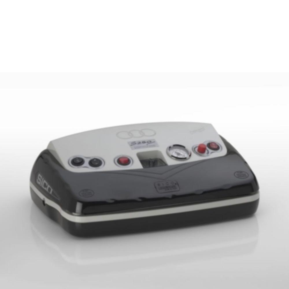 Sico Machine sous vide S250 Premium GN 400W 900 mb de dépression et aspiration 20 Litres - Sico
