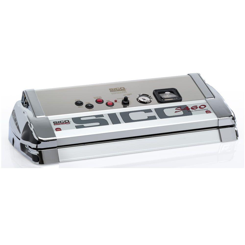 Sico Machine sous vide S-Line 460C avec 2 pompes de pression 800 W  - Sico