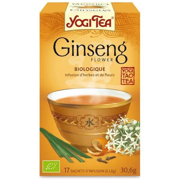 Yogi Tea Ginseng - Tonus & vitalité 17 sachets - Yogi Tea